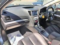 2012 Subaru Outback 2.5 i SE Lineartronic AWD 5dr Petrol green CVT