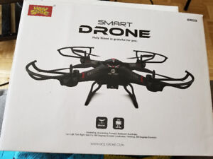 Holy Stone F183W FPV RC Quadcopter Drone with 720P HD Great cond