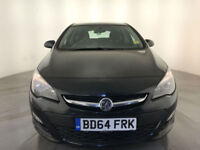 2015 VAUXHALL ASTRA DESIGN CDTI ECOFLEX 1 OWNER VAUXHALL SERVICE HISTORY FINANCE