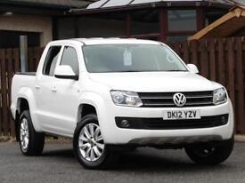 Volkswagen Amarok 2.0 BITDi Trendline 4MOTION SEL 4DR DIESEL MANUAL 2012/F