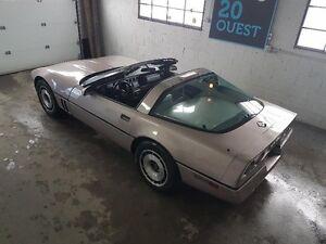Chevrolet Corvette 2dr Coupe 1984