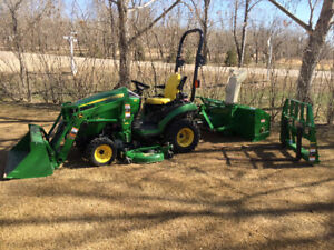 Sub-Compact Tractor For Sale