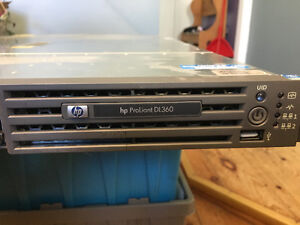 Hp proliant dl360 rack server for sale