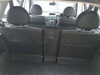 ** BARGAIN ** New Vauxhall Meriva Full Seat Kit - All Seats (Driver,Passenger & Back) - Black & Grey