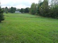 Building lot, 10 minutes from Regent Mall