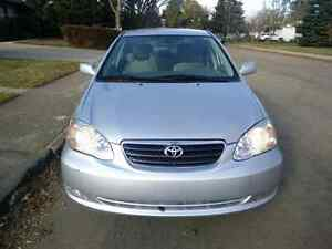 Toyota Corolla 2005, 157000 km :REDUCED FOR QUICK SALE