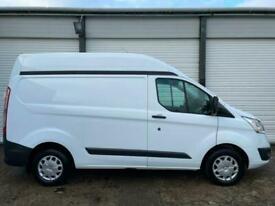 2017 Ford Transit Custom 2.0 TDCi 105ps High Roof Trend Van NO VAT PANEL VAN Die