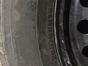 Ford fusion tires and wheels Peterborough Peterborough Area image 2