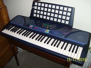 Yamaha Electric Piano Keyboard