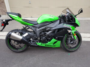 Selling my 2012 zx6r