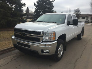 2013 Chevrolet Silverado 3500HD Duramax Diesel Z-71 Long Box