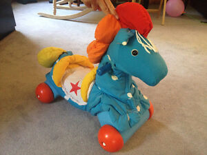 Little Tikes Horse Ride on toy