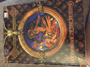 Dungeons and Dragons 3.5 collection