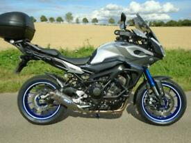 2016 (66) Yamaha MT 09 Tracer Only 6k Mint condition Part ex / cards welcome