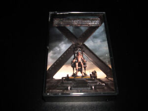 Iron Maiden - The X factor (1995) cassette audio Heavy Metal