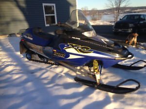 2003 Polaris Edge 700