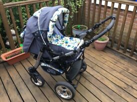 Baby Merc Junior Pram