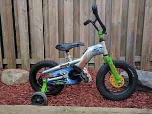 Toddler Buzz Light Year Toy Story Bike Bicycle