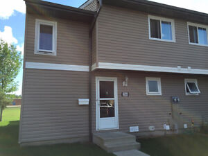 3 bedrooms with2.5 bath & finished basement for rent on May1,201