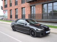 BMW 325 M SPORT CONVERTIBLE LEFT HAND DRIVE FOR SALE