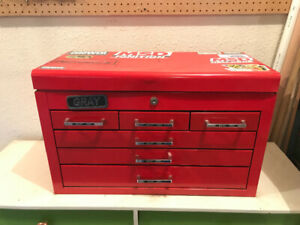 Tool Box with Craftsman Tools