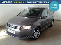 2015 VOLKSWAGEN TOURAN 1.6 TDI 105 BlueMotion Tech SE 5dr DSG MPV 7 Seats