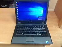 Ultra fast i5 4GB Dell HD laptop 320GB,window10,Microsoft office, ready to use,excellent condition