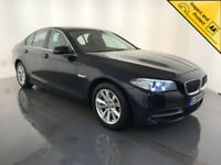 2014 64 BMW 520D SE DIESEL SALOON 1 OWNER SERVICE HISTORY FINANCE PX WELCOME