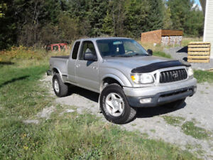 2002 Toyota Tacoma Camionnette