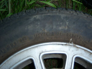 "VOLKSWAGEN/ AUDI 13"" MAG WHEEL 4 BOLT PATTERN Strathcona County Edmonton Area image 3"