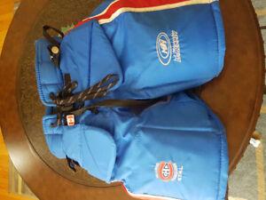 Goalie Equipment - pants and skates
