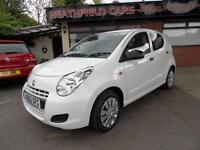 12 (62) SUZUKI ALTO 1.0 SZ3 5DR ONLY 4737 MILES FROM NEW. ONE OWNER