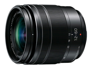 Panasonic Lumix 12-60mm f3.5-5.6 ASPH Lens for M43 / Olympus