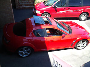 2006 Mazda RX-8 GT - AUTOMATIC - $4,500 OR BEST OFFER
