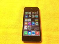 -- Apple iPhone 5S 16gb -- [ Excellent Condition ]