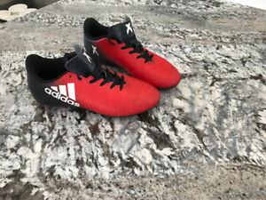 Youth adidas soccer cleats size 3 $20