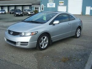 2011 Honda Civic SE Coupe (2 door)