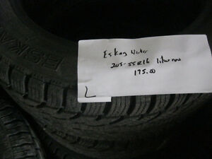 205-55r16 winter tires