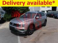 2018 Volkswagen Tiguan SE Nav 2.0 TDi 150PS DAMAGED ON DELIVERY