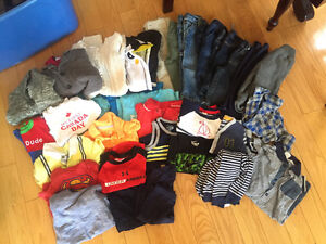 3-12 summer and fall clothing