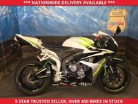 HONDA CBR600RR CBR 600 RR-8 HANSPREE EDITION ARROW EXHAUST 12M MOT 2008