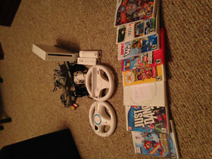 WII Console & Games Kitchener / Waterloo Kitchener Area image 1
