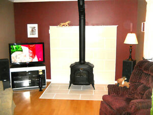 Wood Stove Inspections to W.E.T.T. Standards