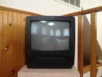 "13"" TV/VCR combo"