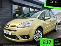 2008 Citroen Grand C4 Picasso 1.6HDi VTR+ **7 Seater - Low Miles**