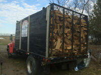 Firewood For Sale - Carleton County