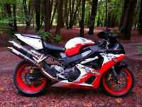 2001 ERION RACING cbr 929