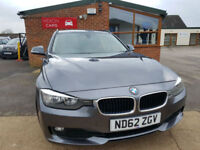 2013 BMW 318 2.0TD ( 143bhp ) ( s/s ) Touring Auto 2013MY d SE PX WELCOME