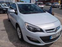 2012 62 VAUXHALL ASTRA 1.4 EXCLUSIV 5D 98 BHP