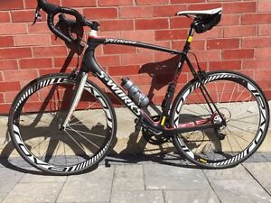 Road Bike Specialized S WORKS Tarmac SL3
